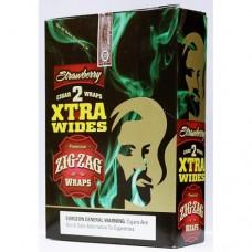 ZIG-ZAG WRAP EXTRA WIDE Strawberry 25/2pk (50)