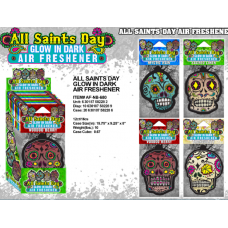 ALL SAINTS DAY AIR FRESHENER/12