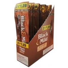 BLACK & MILD CLASSIC CIGARILLOS 15/2PK