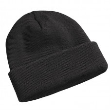 WOOL CAPS BLACK/12