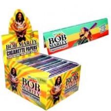 BOB MARLEY Cigarette Paper/KING-50