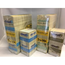 CLOUD9 CIGARILLOS CHOCOLATE /30