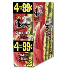 4 KINGS 4/99c CIGARILLOS