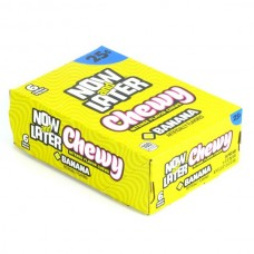 NOW&LATER CHEWY 25CENTS