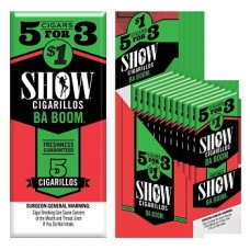 SHOW 5 FOR $1 CIGARILLOS