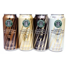 STARBUCKS DOUBLE SHOT ENERGY CAN