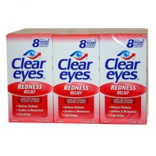 CLEAR EYES DROPS BLISTER/6