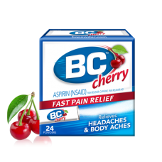 BC CHERRY Power Chute /12-4pk