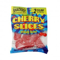 CHERRY SLICES CANDY/12