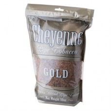 CHEYENNE GOLD PIPE TOBACCO/16oz.