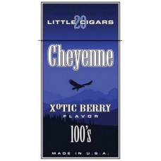CHEYENNE BIG CIGAR X-XOTIC BERRY
