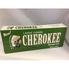 CHEROKEE CIGAR MENTHOL