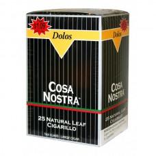 COSA NOSTRA DOLOS / 25ct $1.09