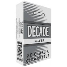 DECADE SILVER KINGS BOX
