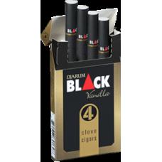 DJARUM SMALL BLACK VANILLA/20-4pk
