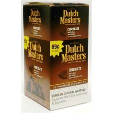 DM Cig. Chocolate /30-89c