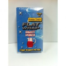 GOOD TIMES FLAT WRAP FRUIT PUNCH/25-2pk-79c (25)