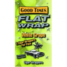 GOOD TIMES FLAT WRAP W. GRAPE/25-2pk-79c (25)