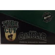 GAMBLER TUBE CUT MENTHOL PCH/12