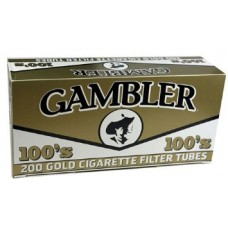 GAMBLER GOLD 100 TUBES/5-200 (LIGHTS)