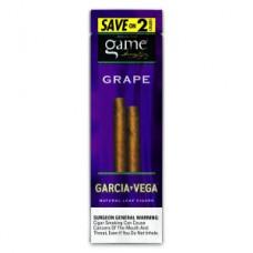 GAME Grape Cig./30-2pk Save on 2 (12) #2566
