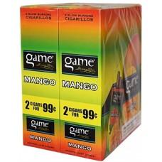 GAME Mango Cig./30-2pk Save on 2 (12) #2477