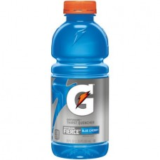 GATORADE BLUE CHERRY 20OZ/ 24