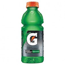 GATORADE FIERCE GREEN APPLE 20OZ/ 24