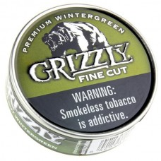 GRIZZLY FC WINTERGREEN / 5 cans
