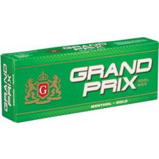 GRAND PRIX MENTHOL GOLD 100'S BOX