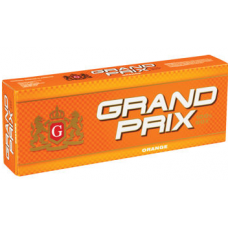 GRAND PRIX ORANGE 100'S BOX