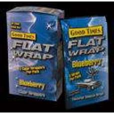 GOOD TIMES FLAT WRAP BLUEBERRY/25-2pk-79c (25)