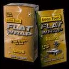 GOOD TIMES FLAT WRAP NATURAL/25-2pk-79c (25)