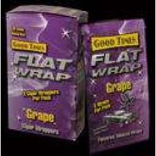 GOOD TIMES FLAT WRAP GRAPE/25-2pk-79c (25)