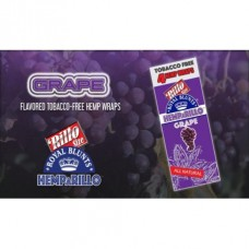 ROYAL BLUNTS HEMPARILLO GRAPE/ 15-4pk-99c