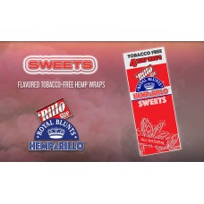 ROYAL BLUNTS HEMPARILLO SWEET/ 15-4pk-99c