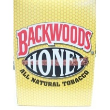 BACKWOODS HONEY/8-5pk