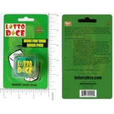 LOTTO DICE DISP/12