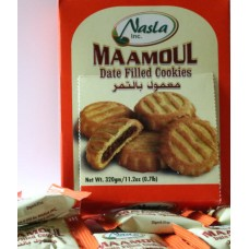 MAAMOUL DATE FILLED COOKIES 11.2oz / 1