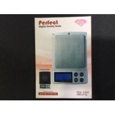 PERFECT SCALE PZ4-1000 X 0.1g