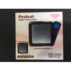 PERFECT SCALE PZ5-1000 X 0.1g