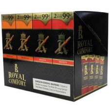 Royal Comfort Swt/Trop Display/60-2 for 99c (2-Sweet