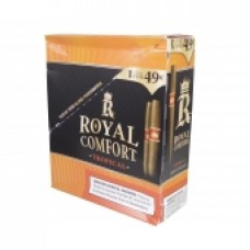 Royal Comfort Tropical / 15-1 for 49c