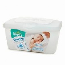 PAMPERS SENSITIVE WIPES/12ct