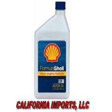 FORMULA SHELL MOTOR OIL SAE 5W-20/12