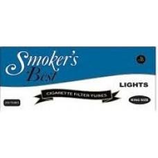 SMOKER'S BEST LT 100 TUBES/5-200