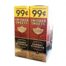 SS CIGARILLOS CHERRY DYNAMITE/30-2for99c (24)