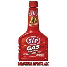 STP GAS TREATMENT 5.25oz/12