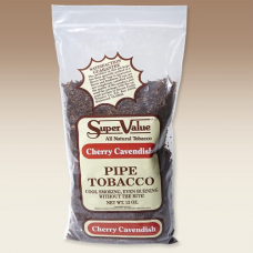 Super Value Pipe Tob. Cherry Cavendish/12oz.