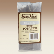 Super Value Pipe Tob.Ultra Mild/12oz.